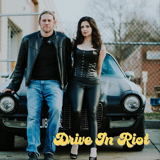 Drive In Riot Live