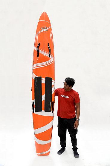 Hurricane Racing Board 10'6 Orange
