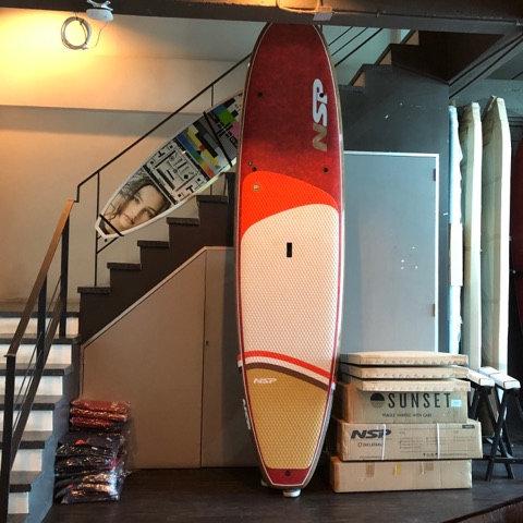 NSP Coco Cruise SUP 11'6 Flax LTD