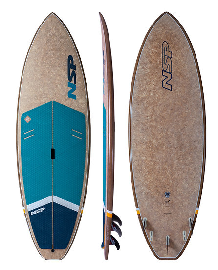 NSP DC Cocoflax Surf Wide