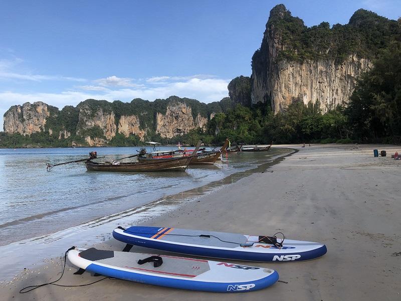 SUP Trip Railay Beach,Krabi.Thailand