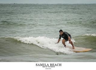 โต้คลื่นที่สงขลา พักใจกับ Samila Surf Club ตอนที่ 1