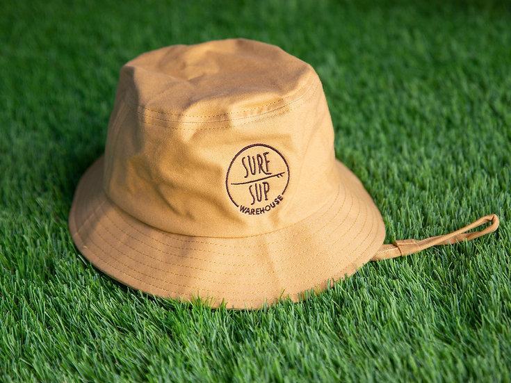 Bucket Hat - Surf Sup Warehouse (Mustard)