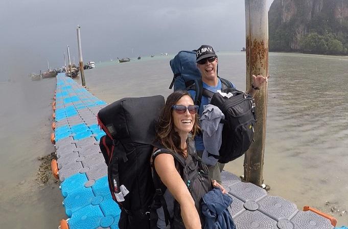 Railay SUP Trip,Krabi,Thailand