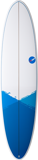 NSP E+ Funboard The Wave
