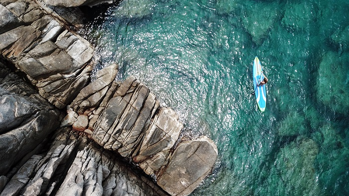 SUP_Top view-Inflatable2019_Race FS-Phot