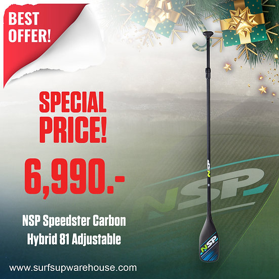 NSP Speedster Carbon Hybrid Adjustable 81