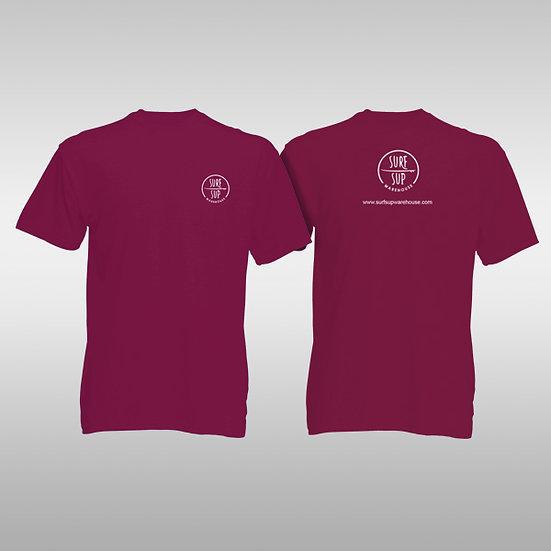 T-Shirts - Surf Sup Warehouse (Magenta)