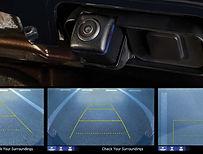 VEZEL Reverse Sensor Parking Assist