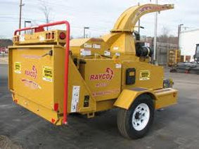Rayco RC1220 Wood Chipper
