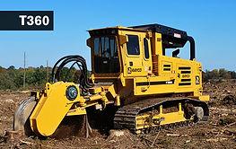 Rayco T360 Forestry Mulcher