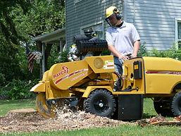 Rayco RG1625 Stump Grinder