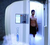 Cryotherapy: – whole body - is standing in minus 190 degrees celsius for 3 minutes a good idea?