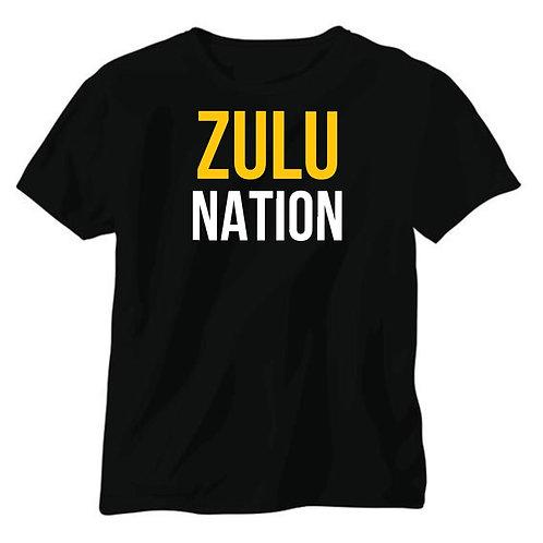 Zulu Nation Tee