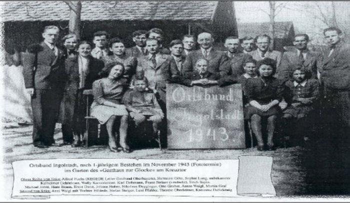 Gründung des Gehörlosenvereins Ingolstadt