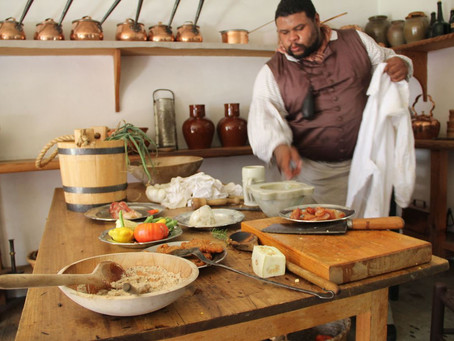 Culinary Historian Michael Twitty & The History of Soul Food