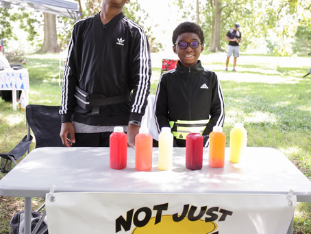 Black Business of The Month: Not Just Lemonade