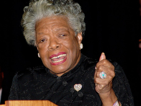 Maya Angelou For the Culture: Words That Heal Us