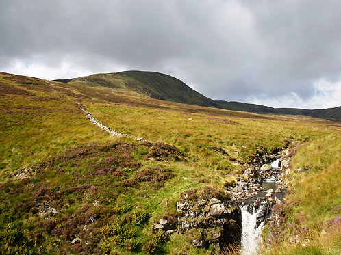 River up The Grey Mare's Tail