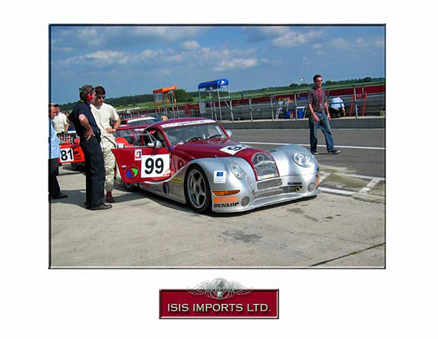 Morgan Cars USA. New and Used Morgan Cars for Sale from Isis ...