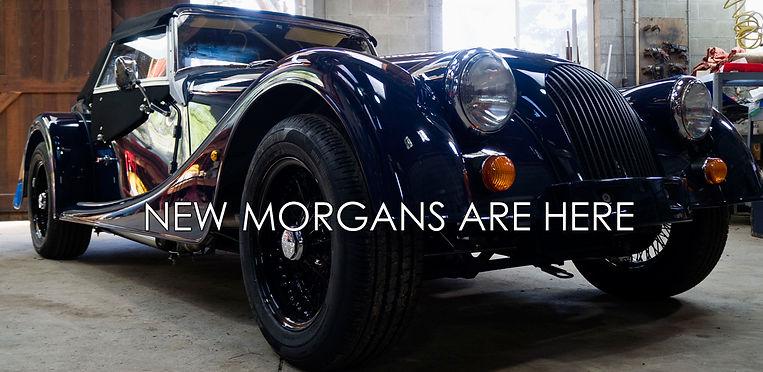 New 2019 Morgan Roadster