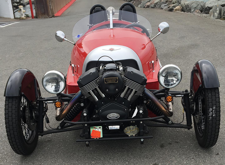2012 Morgan 3 Wheeler