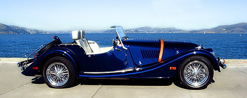 Morgan Cars Usa New And Used Morgan Cars For Sale From