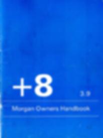 Morgan +8 3.9 Handbook
