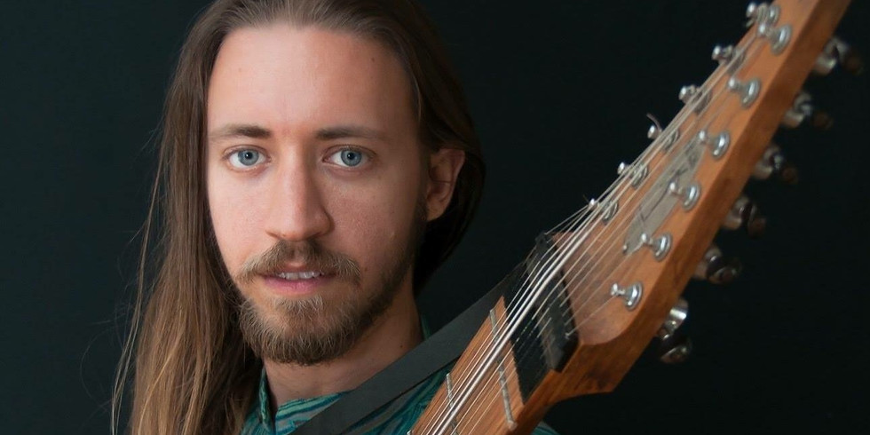 Live Music with Flint Blade and his Chapman Stick