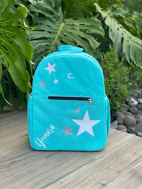 BRANTLEY BACKPACK - Turquoise