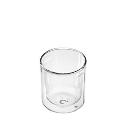 GLASS ROCKS - 12OZ DOUBLE PACK - CLEAR