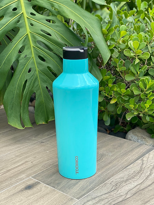 CANTEEN - 40OZ TURQUOISE