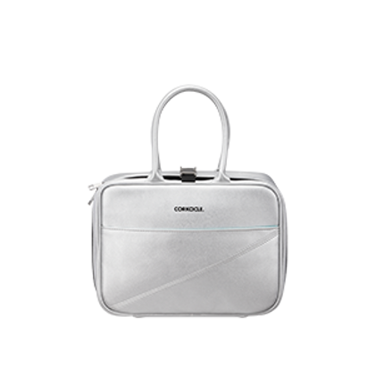 LUNCH BOX - BALDWIN BOXER - SILVER