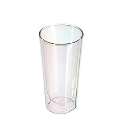 GLASS PINT - 16OZ DOUBLE PACK - PRISM