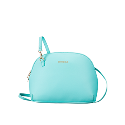 LUNCH BOX - ADAIR CROSSBODY - TURQUOISE