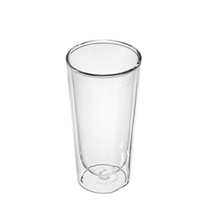 GLASS PINT - 16OZ DOUBLE PACK - CLEAR
