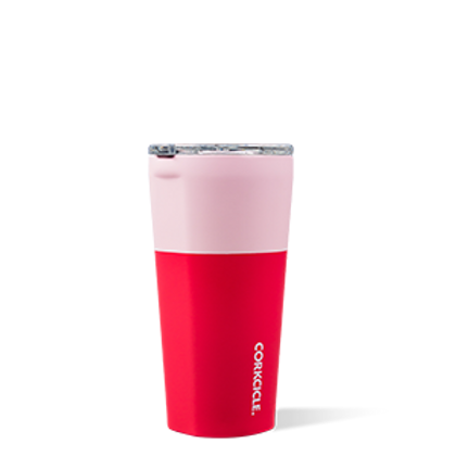TUMBLER - 16OZ COLOR BLOCK SHORTCAKE