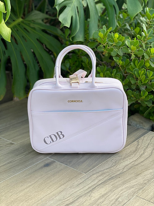 LUNCH BOX - BALDWIN BOXER - ROSE QUARTZ