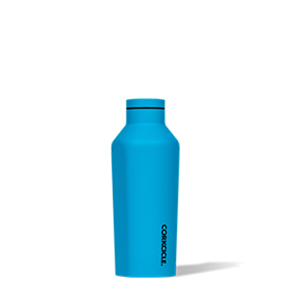 CANTEEN - 9OZ - LIGHTS NEON BLUE