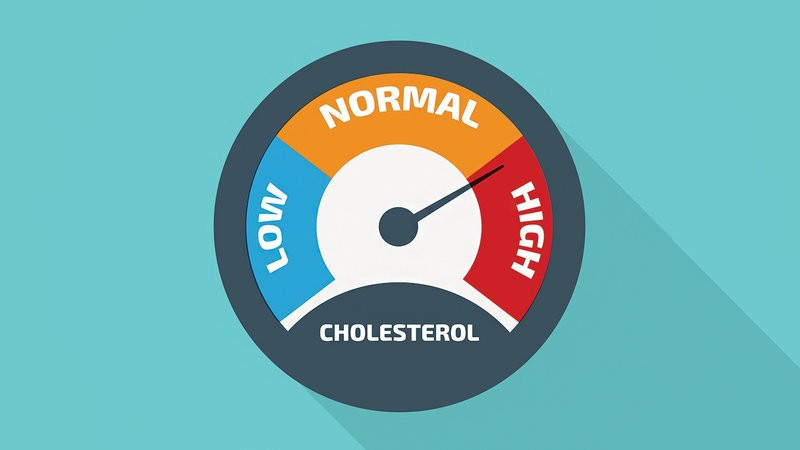 How to minimise your intake of bad cholesterol