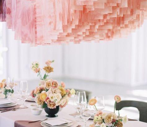 Inspírate: 5 ideas diferentes para la decoración de tu boda