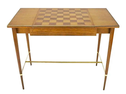 Connoisseur Collection Chess Table by Paul McCobb for H. Sacks & Sons
