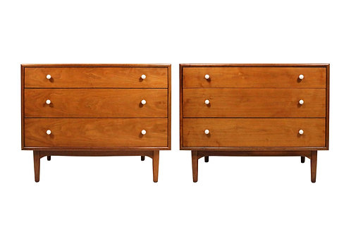 Pair of Bachelor's Chests by Kipp Stewart for Drexel Declaration