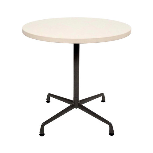 Charles and Ray Eames for Herman Miller Aluminum Group Bistro Table