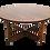 Thumbnail: Round Rosewood Coffee Table by Arne Halvorsen for Rasmus Solberg — Norway