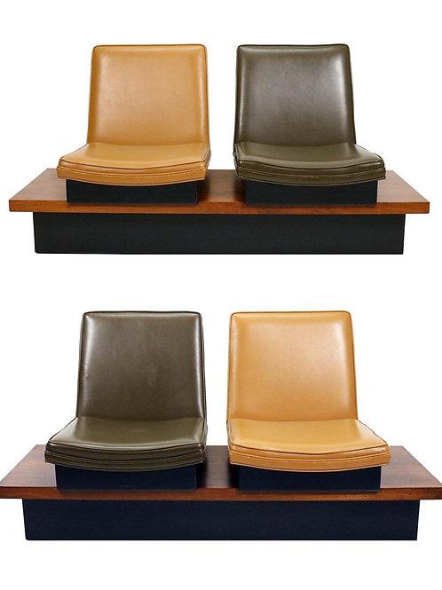 1960s Versatile Modular Platform Seating by Milo Baughman for Thayer Coggin