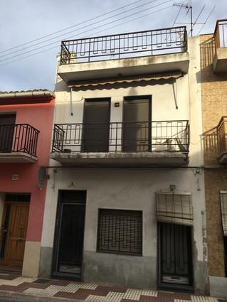 Casa céntrica en Algemesí