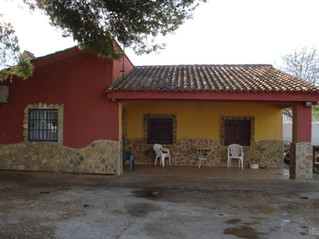 Chalet en Guadasuar. Montecarmelo