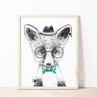 Baby Fox Display.jpg