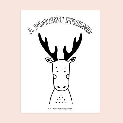 A Forest Friend (Moose) MU.jpg